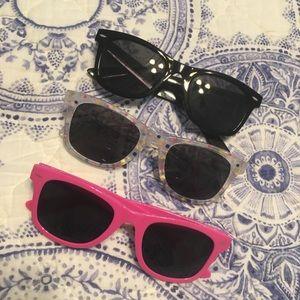 Trio of Sunglasses